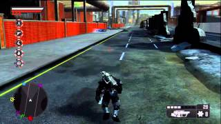 Crackdown 2 - Action, Explosions HD Gameplay Xbox 360