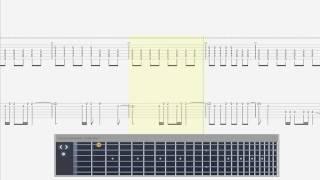 Guitar Tab & Chords - Something Just Like This - Guitar Duet