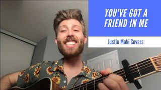 You've Got A Friend In Me - Randy Newman - Cover