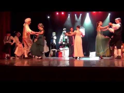 """00005 adaptation ballet Acte I  """"Casse Noisette"""" Chorégraphie Aurélie ZARA"""
