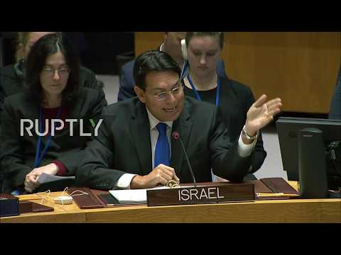 Live: UN Security Council discusses situation in Palestine (ENG)