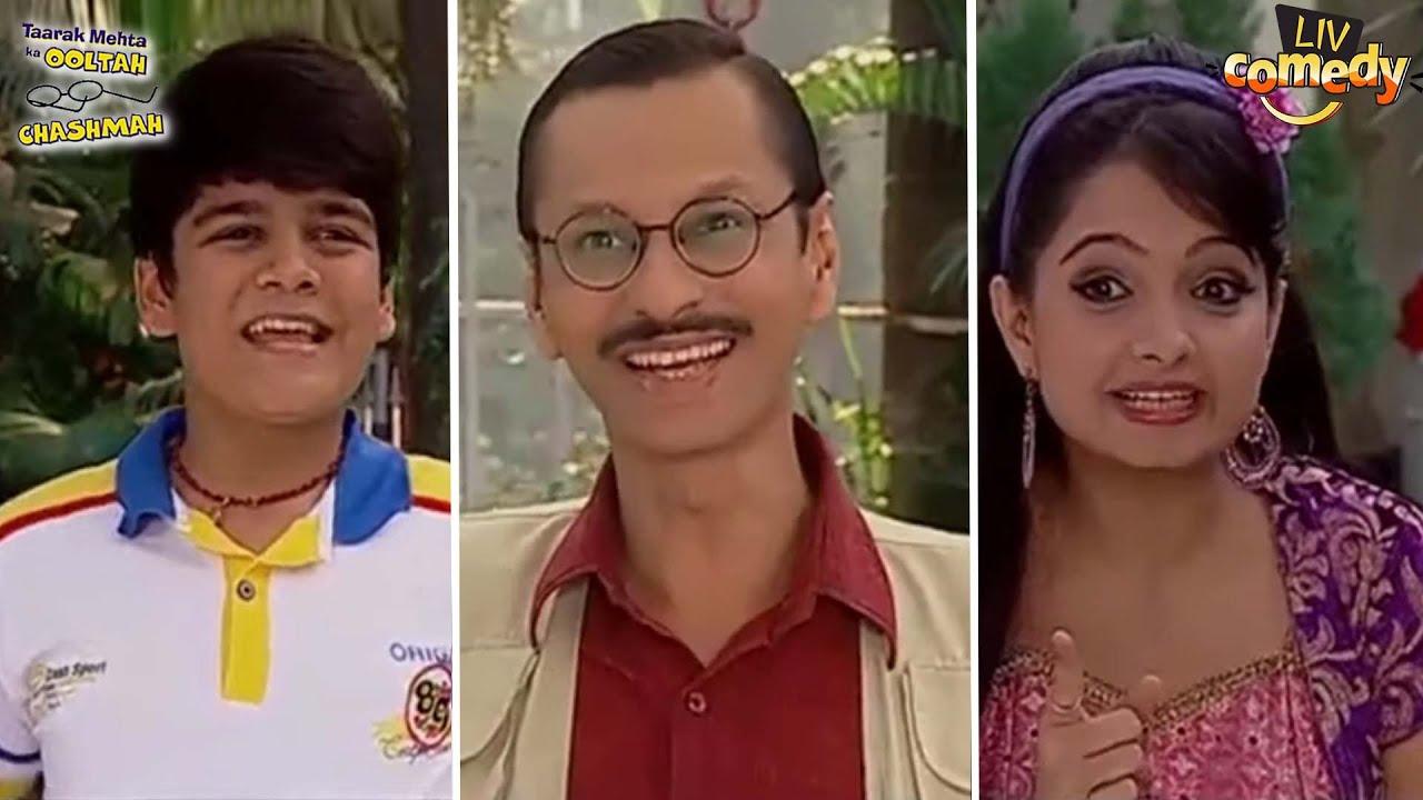क्या Jeannie पोपटलाल का पूरा करेगी? | तारक मेहता का उल्टा चश्मा | Tapu Sena Special