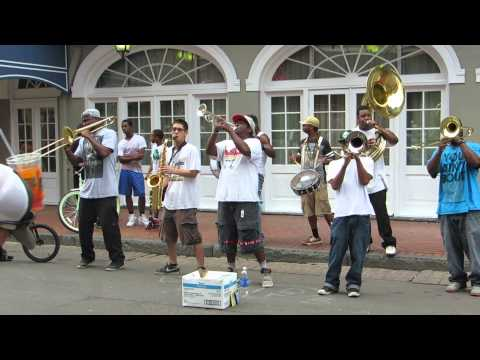 New Orleans Brass Band
