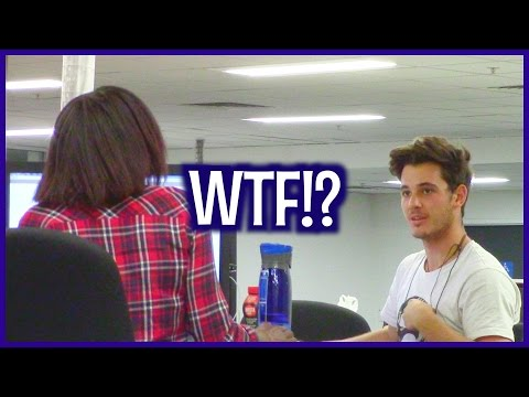 Girl Masturbates In The Library (PRANK)