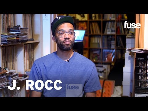 J. Rocc | Crate Diggers