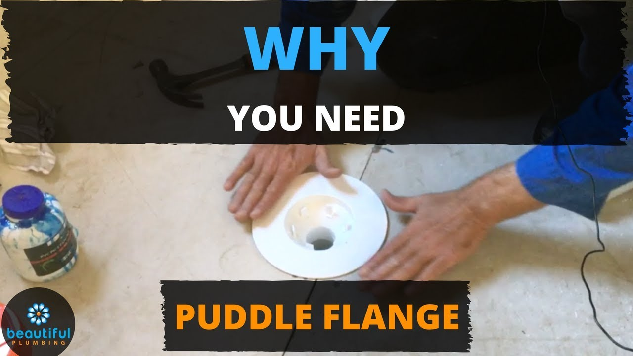Puddle Flange Installation Why Do You Need It Youtube