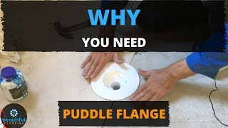 Video Puddle Flange Installation. Why Do You Need It? download MP3, 3GP, MP4, WEBM, AVI, FLV Oktober 2018