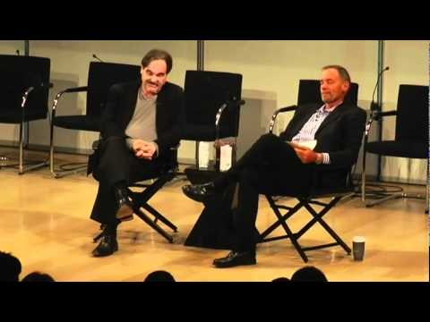 Google Adweek 2010: Times Talks with Oliver Stone