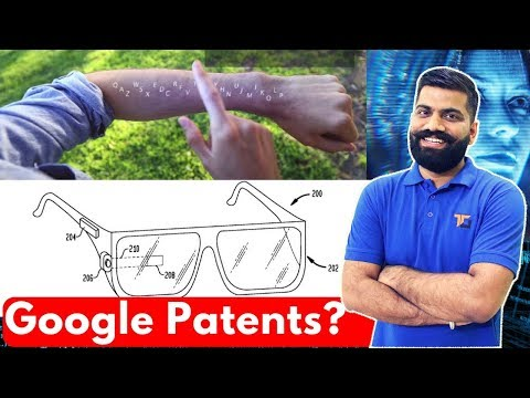 10 Crazy Google Patents - Future is Awesome 😳😳😳