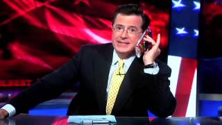 Colbert on Cell Phone Radiation