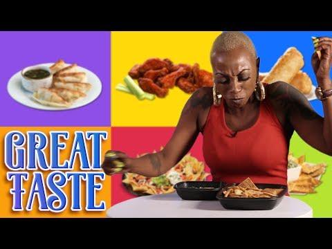 The Best Appetizers | Great Taste