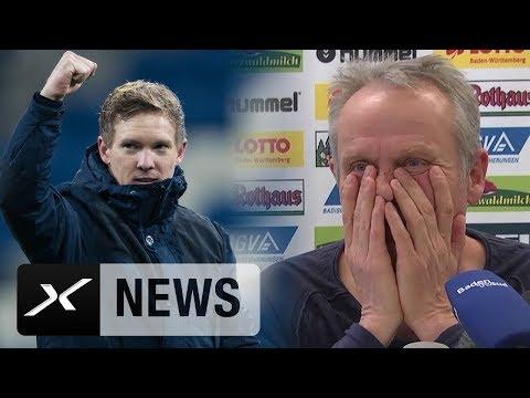 Christian Streich Mit Emotionalen Worten Zu Julian Nagelsmann | SC Freiburg | Bundesliga | SPOX