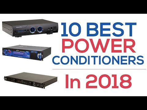 10 Best Power Conditioners In 2018