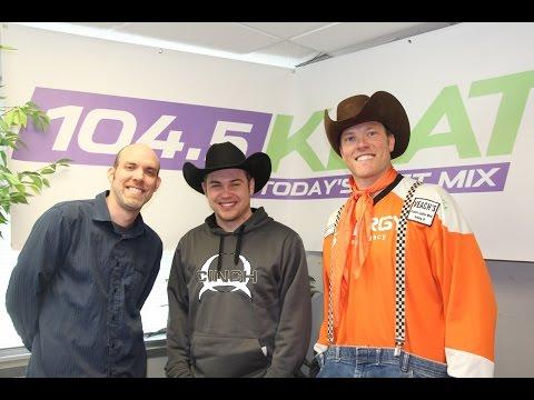 Chris Carson Interviews 'The World's Toughest Rodeo' Guys