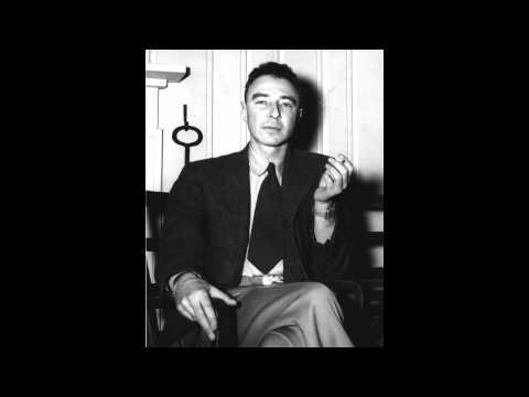 J. Robert Oppenheimer - Address to the American Philosophical Society (1945)