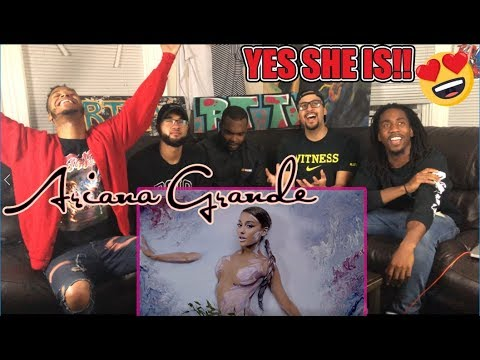 ARIANA GRANDE - GOD IS A WOMAN OFFICIAL VIDEO REACTION/REVIEW