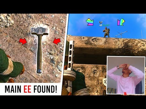 SECRET SLEDGEHAMMER EASTER EGG FOUND in WW2! CRAZY HQ Easter Eggs & GLITCHES you *DIDN'T KNOW ABOUT*