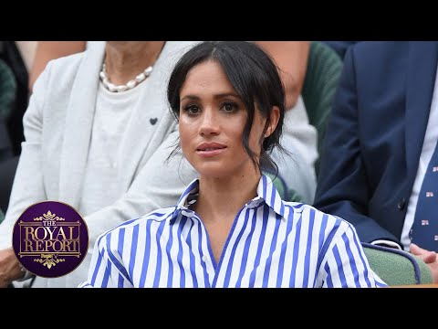 Behind The Scenes Of Meghan Markle's Emotional Last Solo Engagement As A Working Royal | PeopleTV from YouTube · Duration:  3 minutes 14 seconds