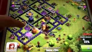 carnage avec dragon clash of clans