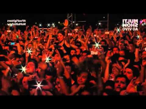 Foo Fighters - Sonic Highways World Tour - Live at Maracanã Stadium 2015
