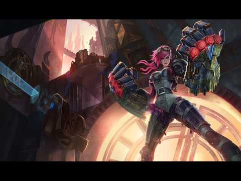 Vi - Log in Music - 1 Hour - League of Legends
