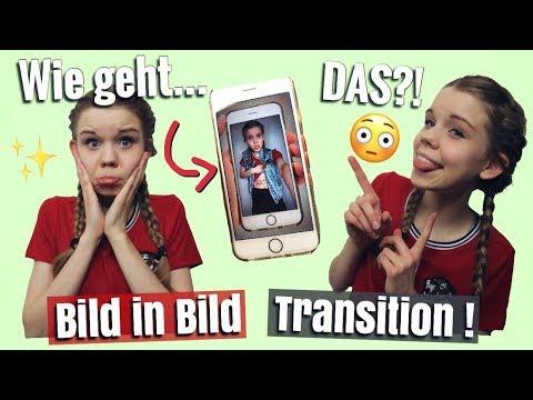 BILD IN BILD TRANSITION?!😱 So geht's ?!😏Musically Tutorial!🔥//Looskanal