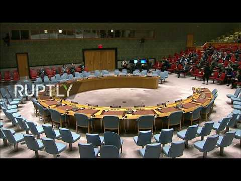 LIVE: UNSC holds urgent meeting over Salisbury attack