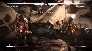 1º Kombat Klub - Pedro_of_the_hut vs Blackstormbr_