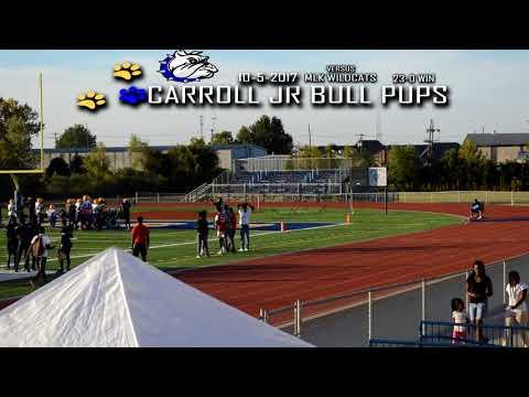 Carroll Jr High vs MLK 10-5-17