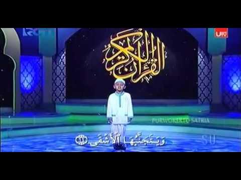 Hafiz Indonesia 2015 -  Surah Al 'ala - Hafiz Indonesia 27 Juni 2015