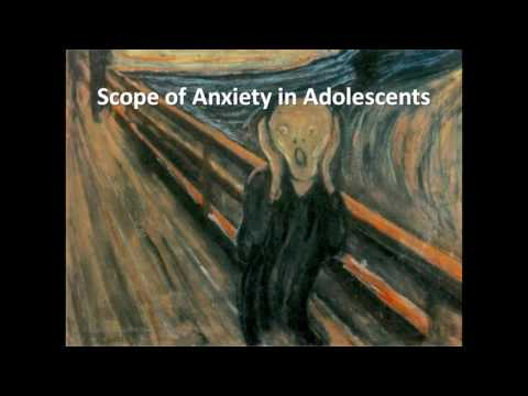 Webinar: Anxiety in Adolescence  Building a Toolbox of Coping Strategies
