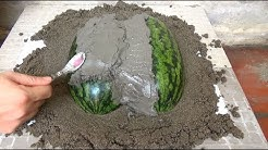 DIY - Creative Ideas - Mini Fish Pond With Watermelon