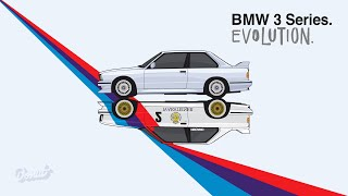 The Evolution of the BMW 3 Series | Donut Media thumbnail