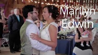 Marilyn + Edwin: Madison, Wisconsin Wedding