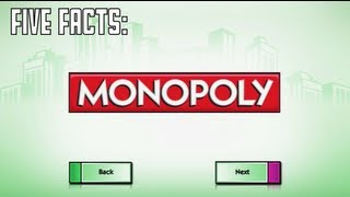 Five Facts - Monopoly | Rooster Teeth