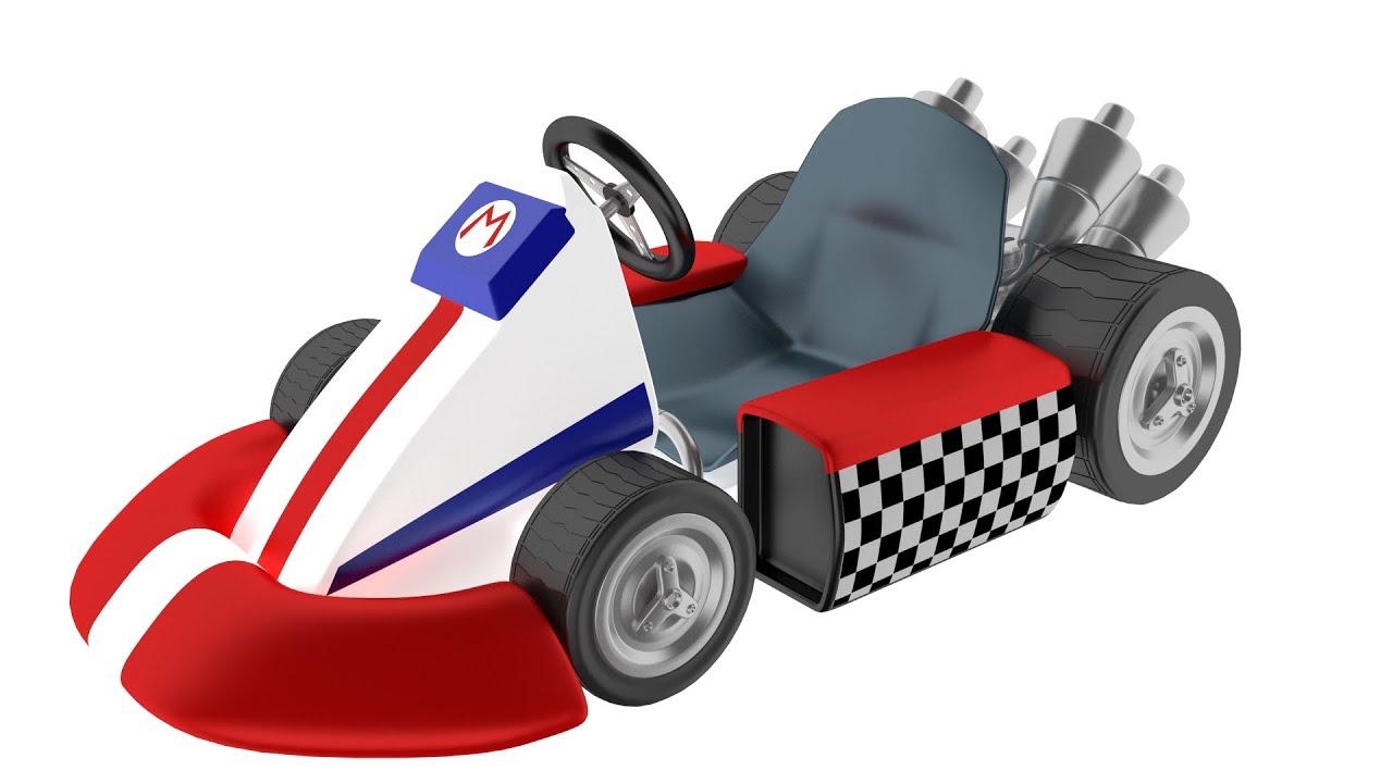 Mario Car Race Free