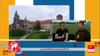 World Youth Day 2016 - Krakow, Poland - 2016-07-27 - Meeting With The President