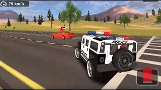 Police Car Chase - Cop Simulator #2   Android Gameplay FHD