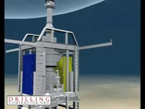 Cameron Engineering Offshore Technologies Bop Stack