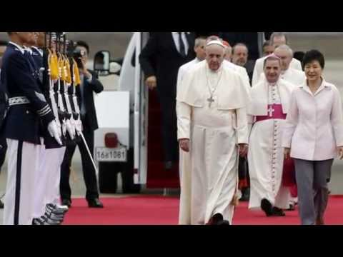 Pope Francis Visits South Korea Interview With DEUTSCHE WELLE - German Radio