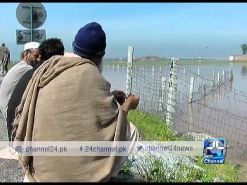 24 Report : Peshawar People Worried By Weather And Flood Devastation