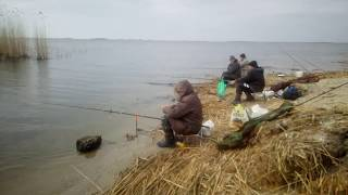 Рыбалка карась пошёл