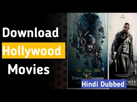 How to download Hollywood movies in hindi...