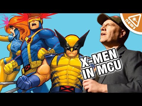 Did Disney Confirm Kevin Feige Is Running the X-Men? (Nerdist News w/ Jessica Chobot)