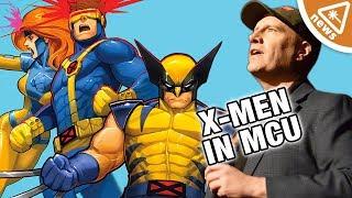 Did Disney Confirm Kevin Feige Is Running the X-Men? (Nerdist News w/ Jessica Chobot)