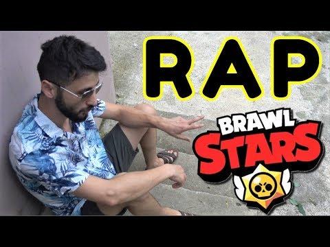 BRAWL STARS ŞARKISI | Brawl Stars Türkçe Rap