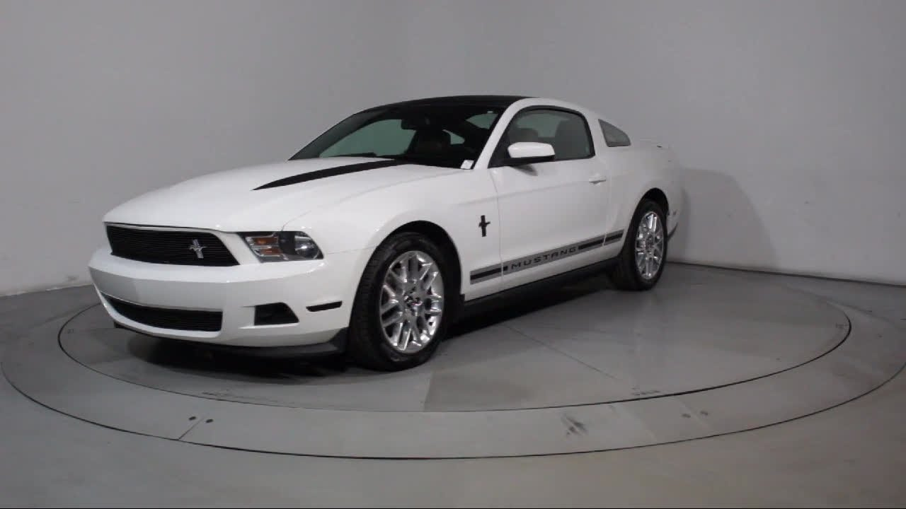 2012 ford mustang coupe v6 for sale in miami fort lauderdale hollywood west palm beach florida