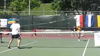 King of the Court Soccer Tennis Tournament
