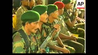 INDONESIA: FREE ACEH MOVEMENT CELEBRATIONS