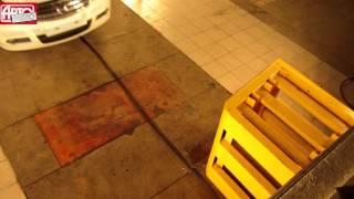 Arcap: «Страховой» Краш-Тест Nissan Almera На Скорости 15 Км/Ч